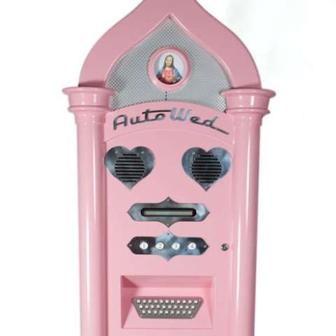 Coin-Operated Matrimony Machines