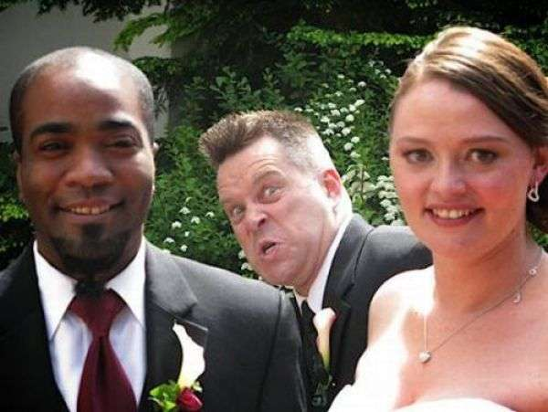 Wedding Pictures Gone Wrong