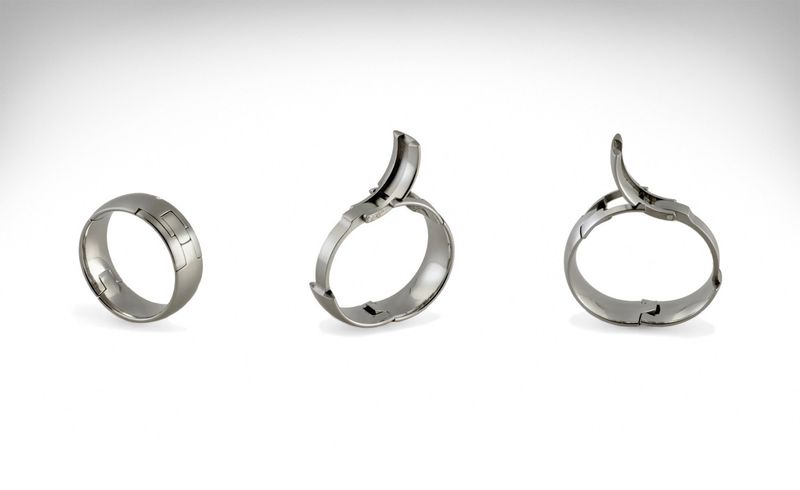 Expanding Custom Fit Rings