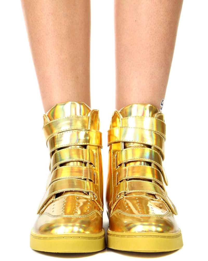 Space-Age Statement Shoes