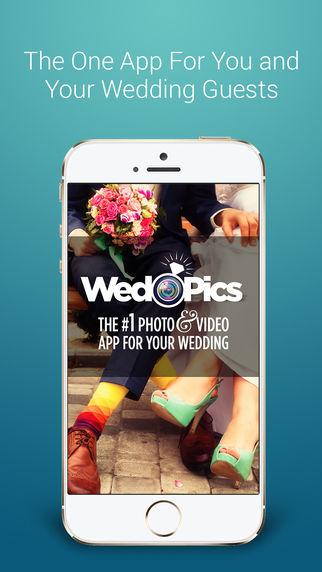 Wedding-Specific Photo Apps