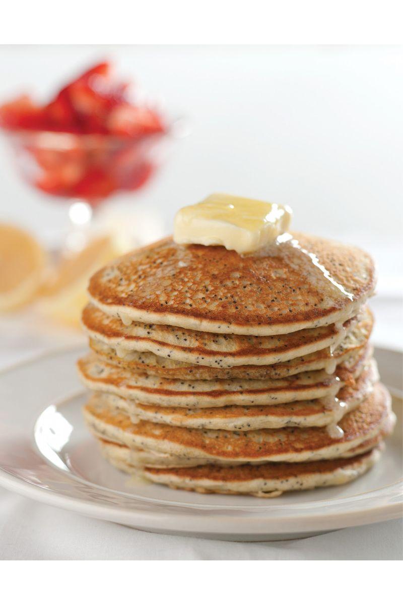 Pot Pancake Recipes