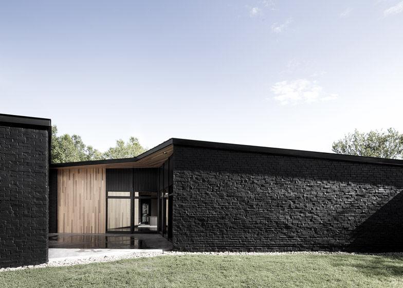 Cedar-Trimmed Residences