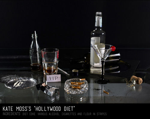 Hollywood Diet Photography