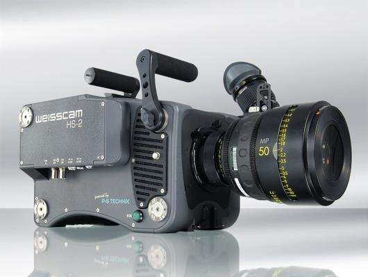 Super Speed Cameras