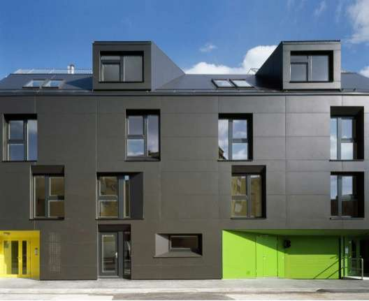 Welingergasse 3 housing project