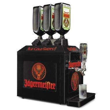 jaegermeister machine