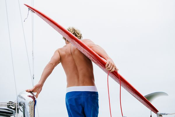 Summer-Loving Surf Lookbooks