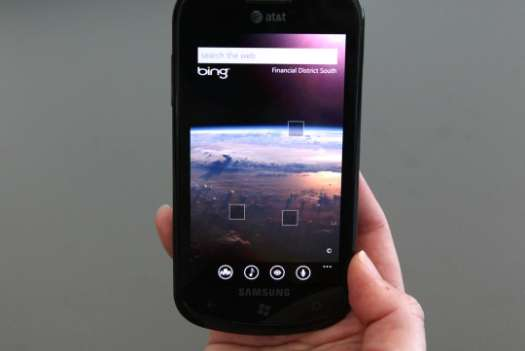 'We're In' App by Bing