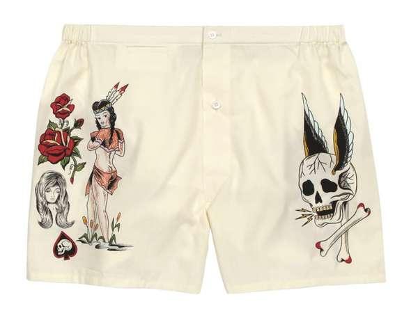 Inked Underwear