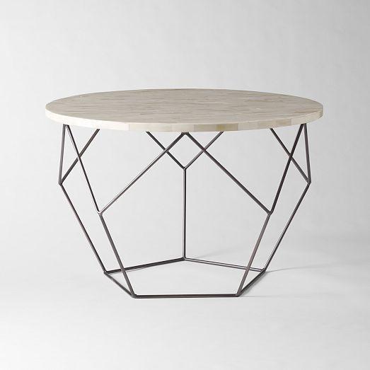 Minimalist Geometry Furnishings