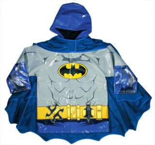Western Chief's Batman Raincoat
