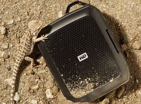 Western Digital Nomad Case