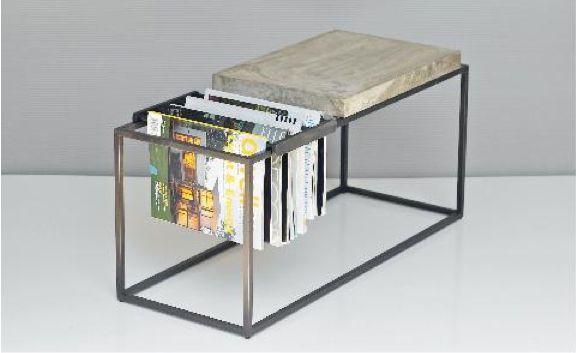Unique Utilitarian Tables