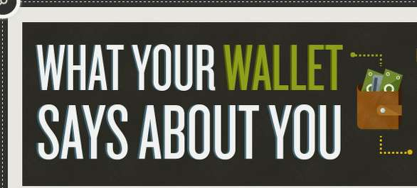 what your wallet says about you