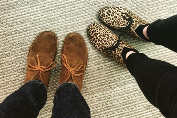Retrospective Footwear Campaigns