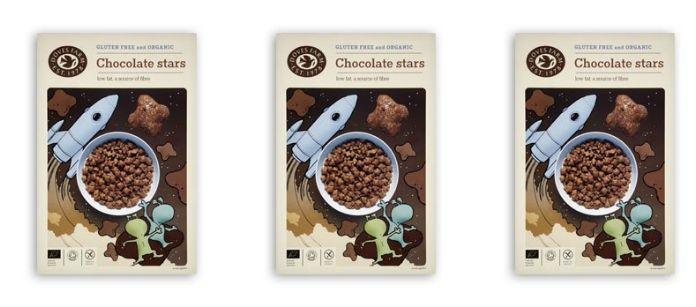 Chocolatey Gluten-Free Cereals