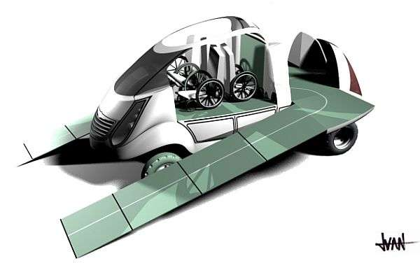 Handicapable Autonomous Autos