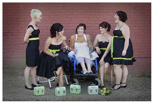 Rollin Wheelchair Brides