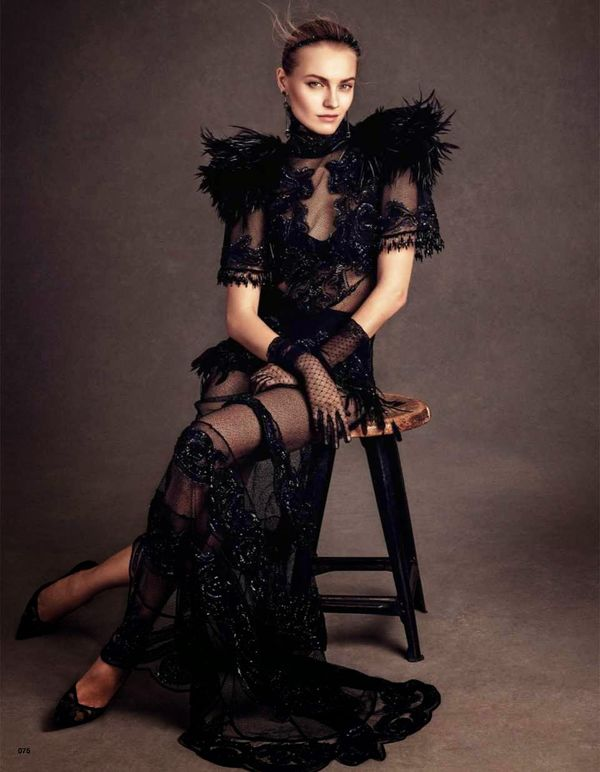 Brazen Black Tie Editorials