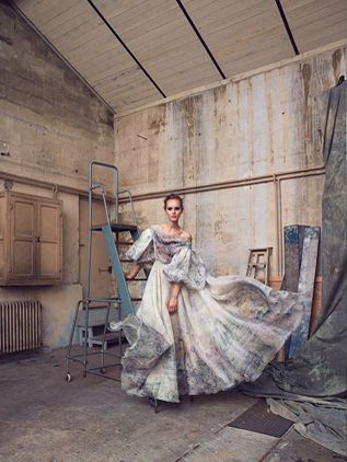 Nature-Comparing Fashion Blogs