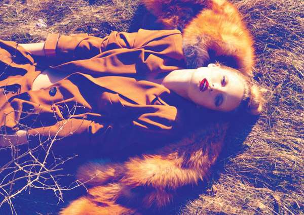 Autumn-Hued Editorials