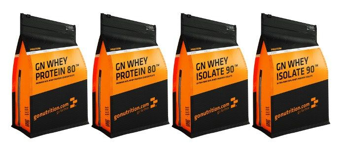 Dessert Whey Protein Powders