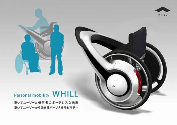Electric Wheelchair Converters Whill