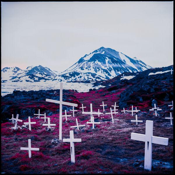 Infrared Arctic Captures