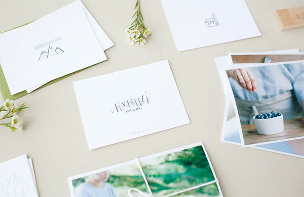 Holistic Wedding Branding