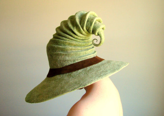 Whimsical Witch Hats
