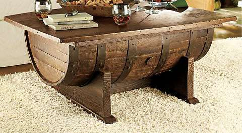 Are You Tired Of Scouring The Markets For Furniture Stop Try The Whiskey Barrel Furniture