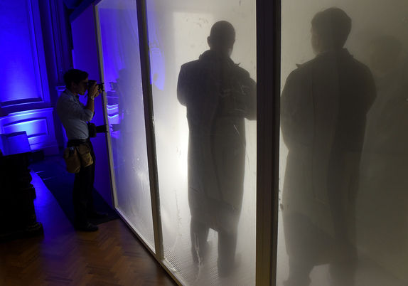 Whisky-Powered Steam Rooms