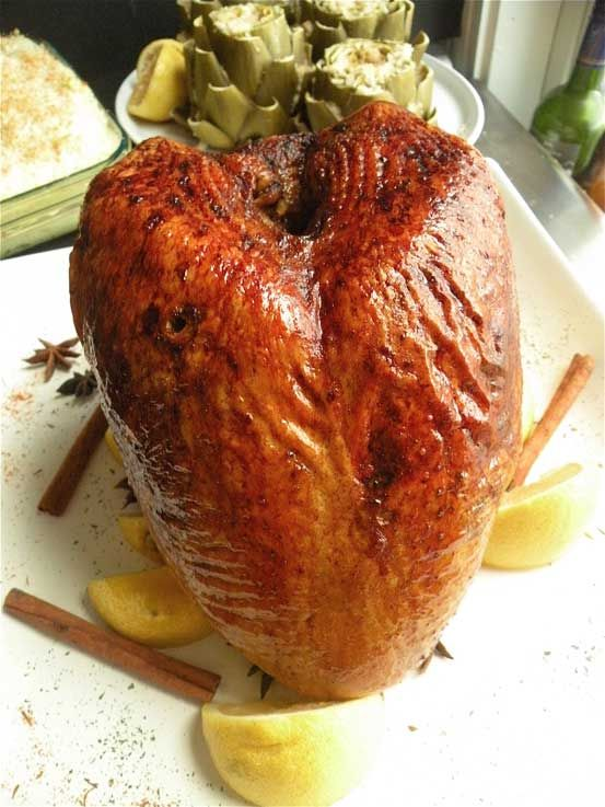 Whiskey-Seasoned Turkey Recipes