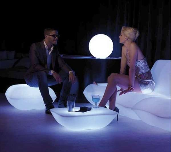 Luminescent Furniture