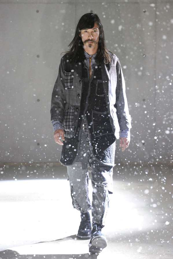 White Mountaineering fall/winter 2011