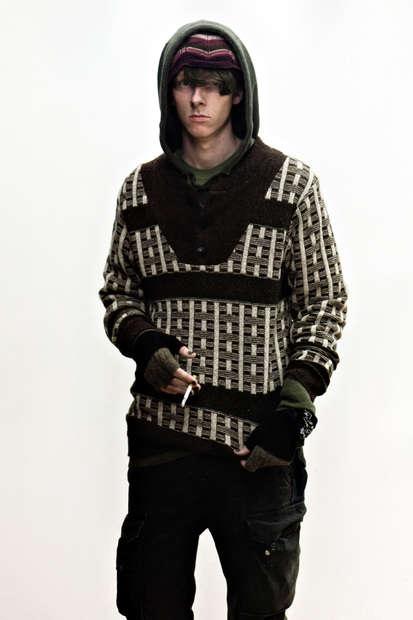 Delinquent Layered Fall Fashion