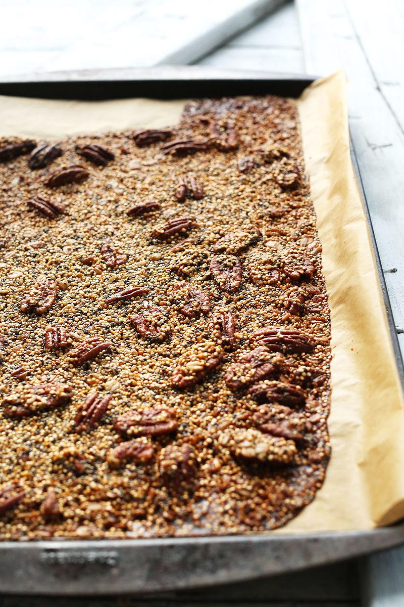 Superfood Brittle Desserts