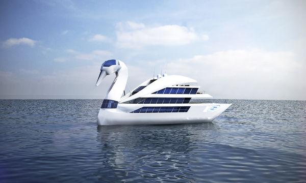 Elegant Swan Superyachts