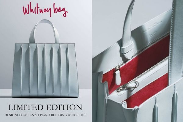 Architecture-Inspired Bags