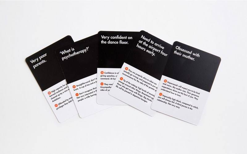 Relationship Card Decks