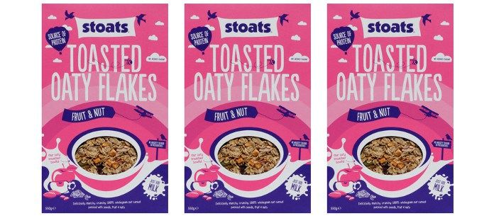 Nutty Breakfast Cereals