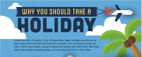 why you should take a holiday