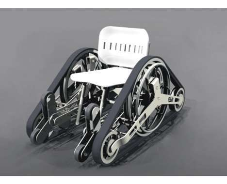 22 Wicked Wheelchairs