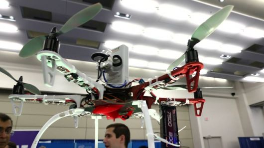 WiFi-Expanding Drones