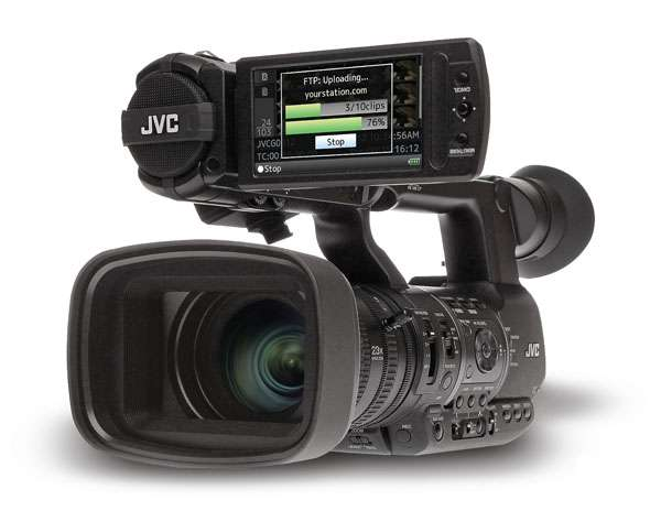 WiFi-Equipped Video Cameras