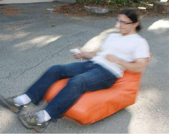 Motorized Gamer Beanbags
