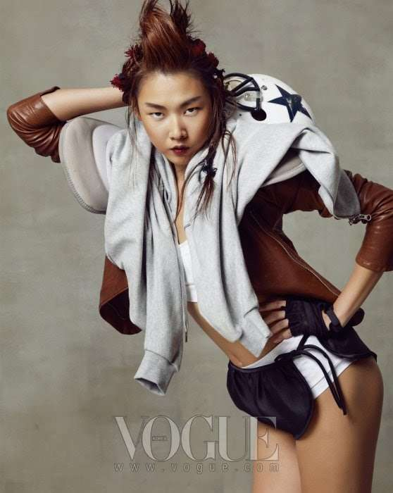 Vogue Korea April