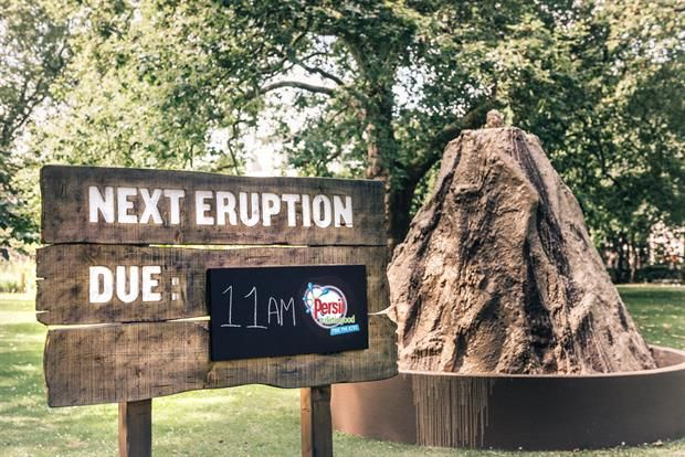 Erupting Mud Volcanoes