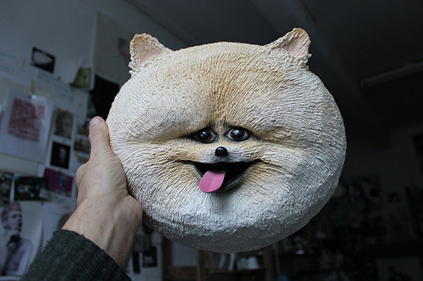 Bizarrely Sculptured Canines